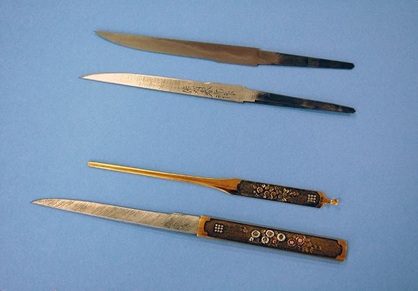 刀装具 菊花