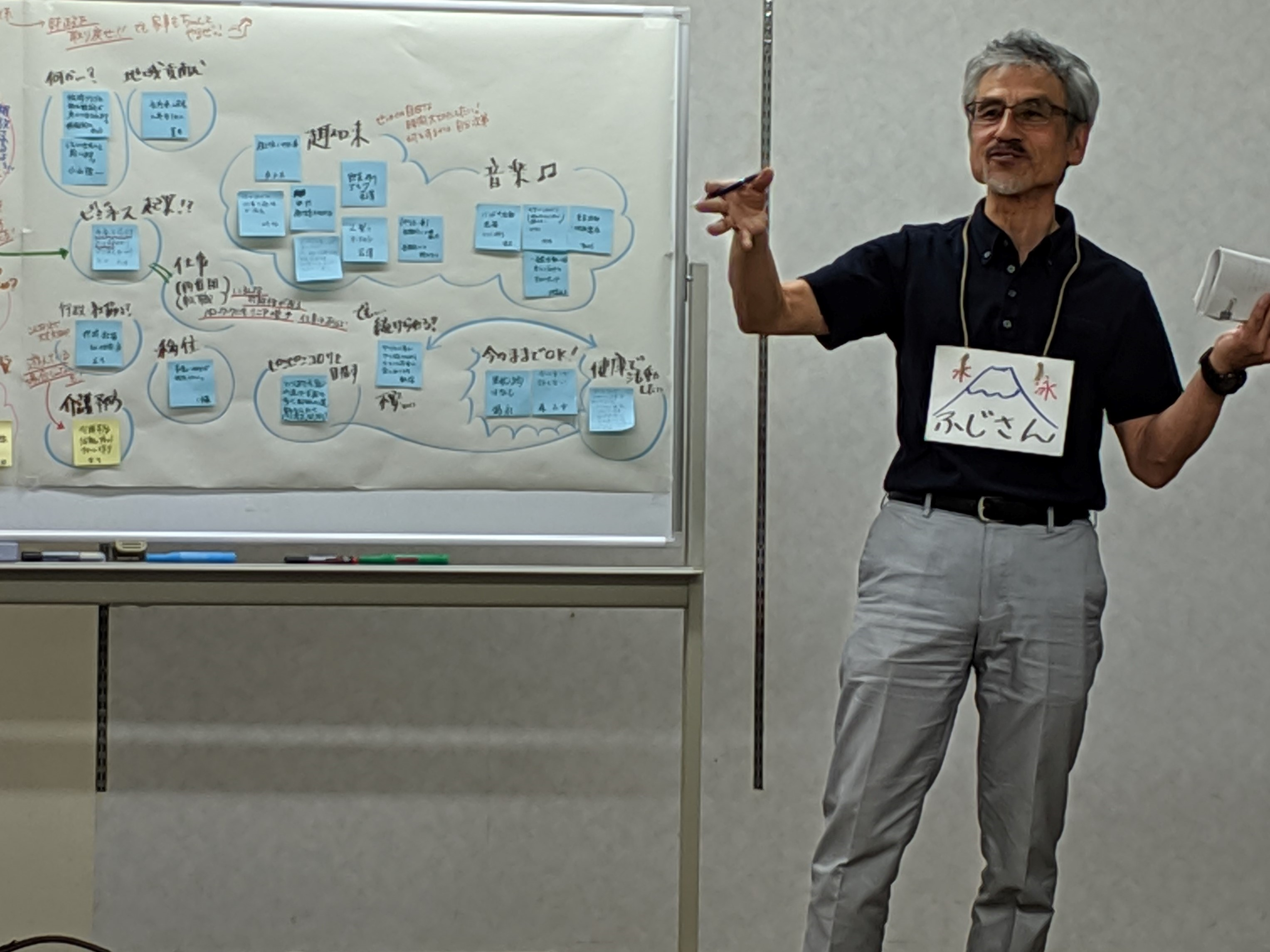 シニア地域プロデューサーが立ち上げた、男性の「サードプレイス」(長野市) の画像