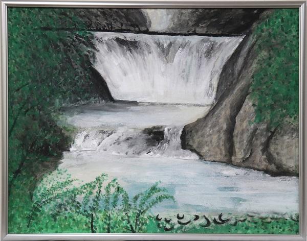 渓流のイメージ