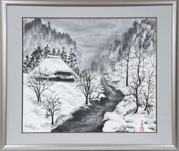 雪景色のイメージ